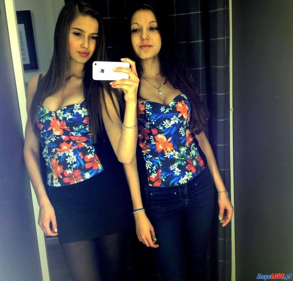 Iwona, Karina, lat 18