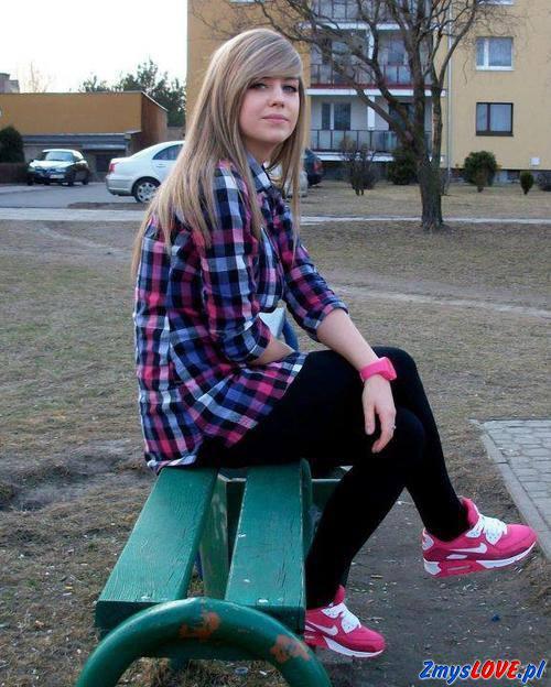 Jadźka, 16 lat, Szlichtyngowa