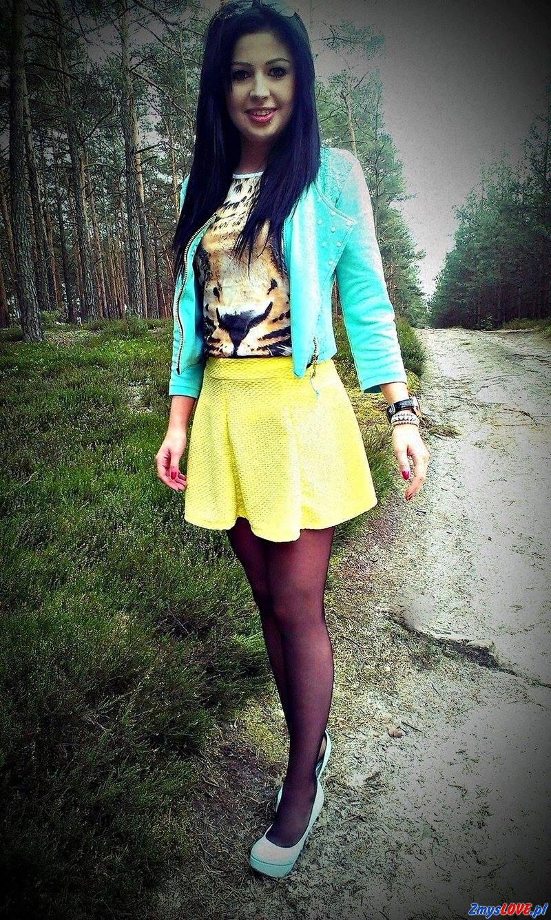 Joanna, lat 18, Kazimierza Wielka
