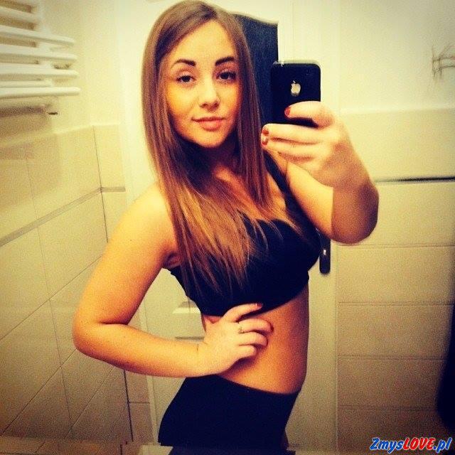 Jagna, lat 18, Leszno