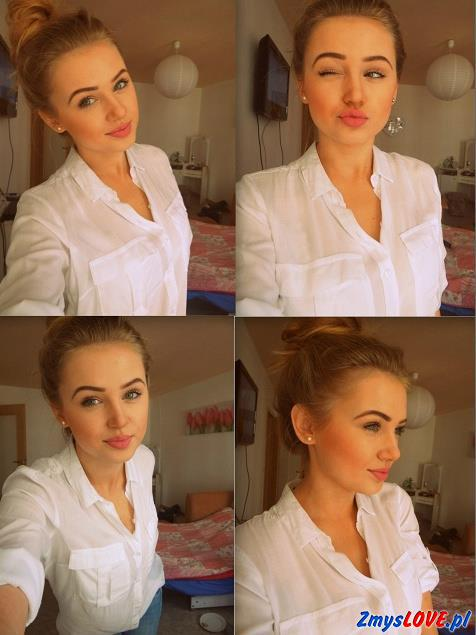 Ilona, lat 19, Kazimierza Wielka