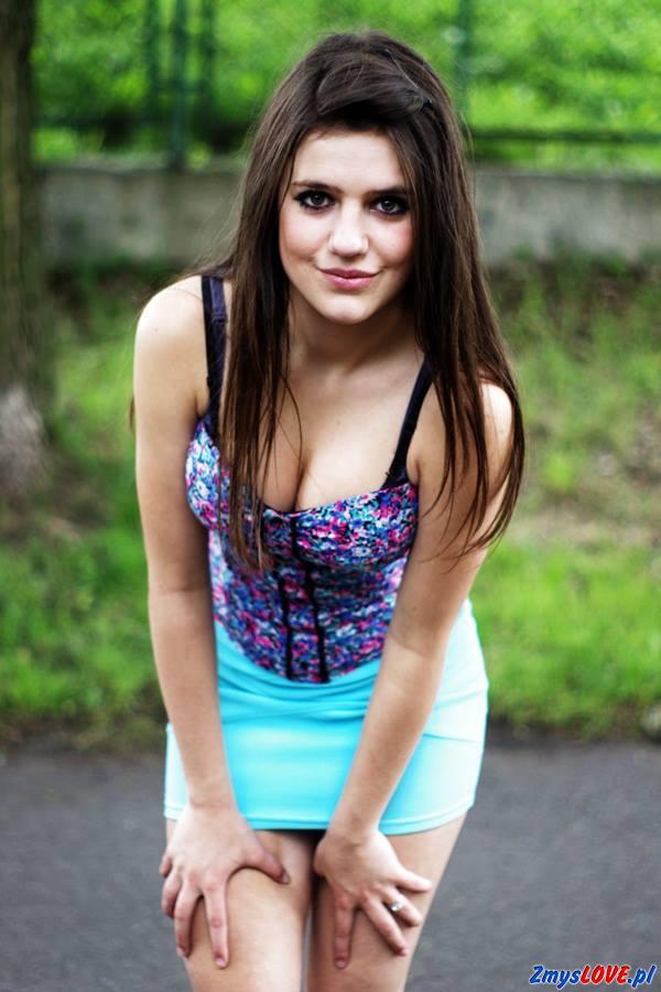 Justyna, 21 lat, Starachowice