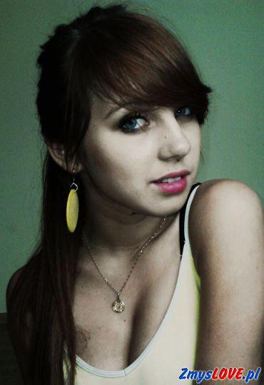 Jowita, 18 lat, Bukowno