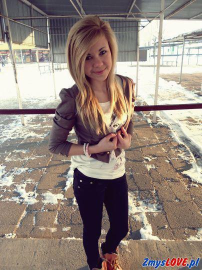 Teresa, 19 lata – Bytom