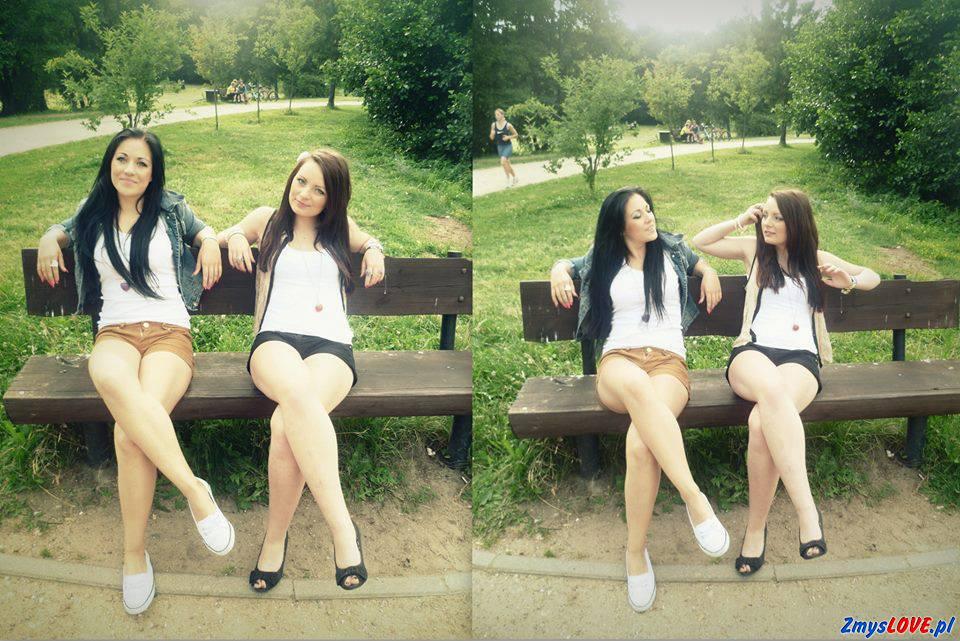 Lidia, Natasza, 21 lat i 19 lat, Leżajsk