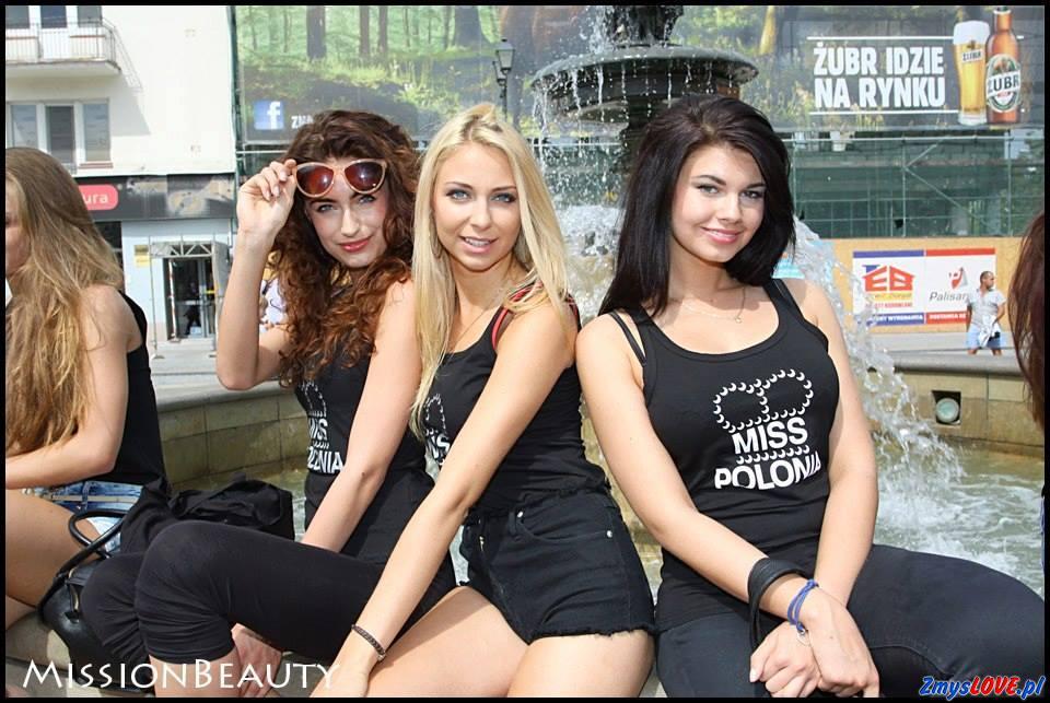 Łucja, Iza, Angelina, Rybnik