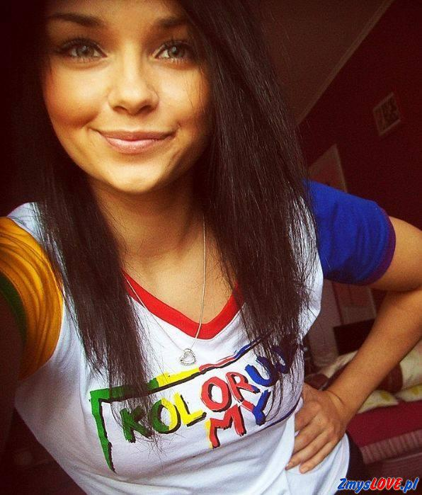 Nina, lat 18, Poniatowa