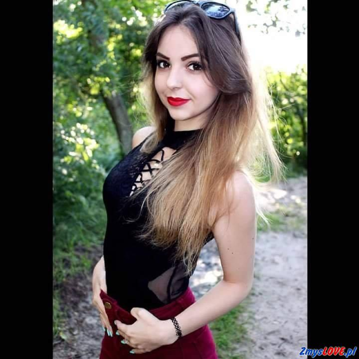 Ania, 19 lat, Łódź