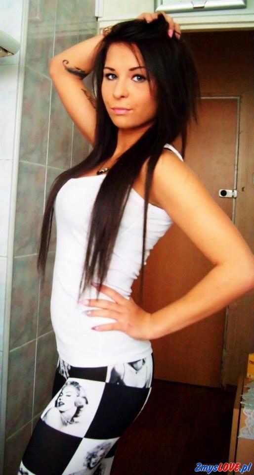 Kamila, 19 lat, Ełk