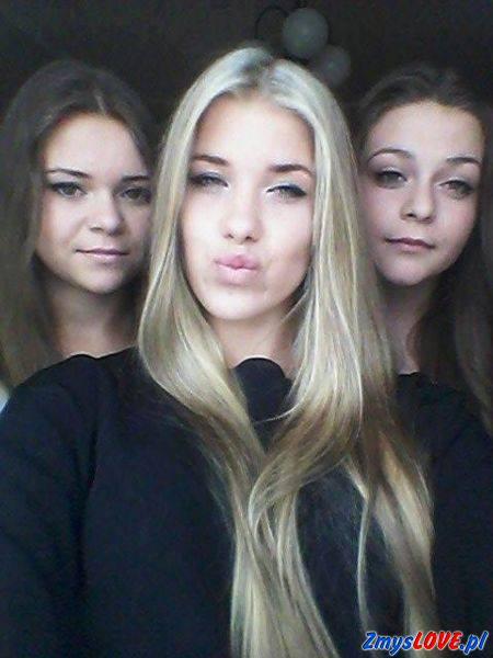 Ula, Wiktoria, Marzena, lat 18