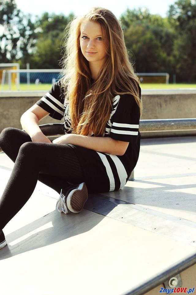 weronika, 16 lat, Złotów