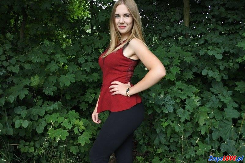 Karolina, 17 lat, Giżycko