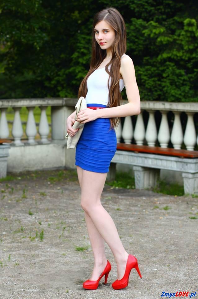 Sabina, 16 lat, Mikołajki