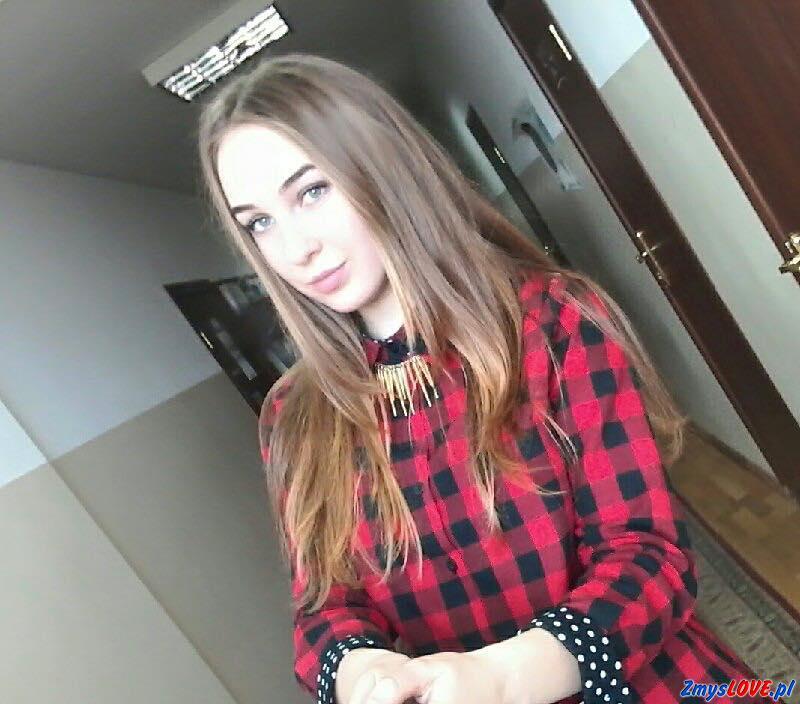 Karolina, 16 lat, Częstochowa