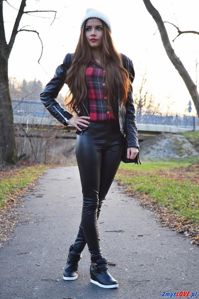 Angelina, 18 lat, Chociwel