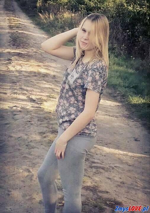 Gabrysia, lat 16, Skoczów