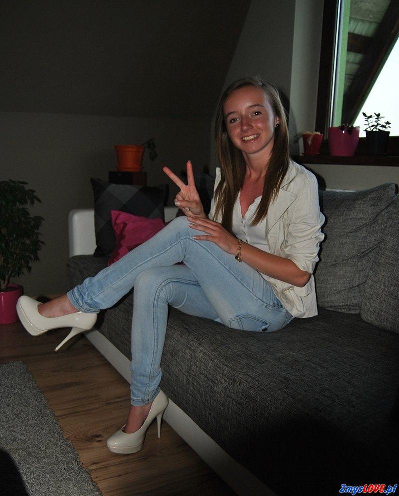 Sylwia, 19 lat, Opole