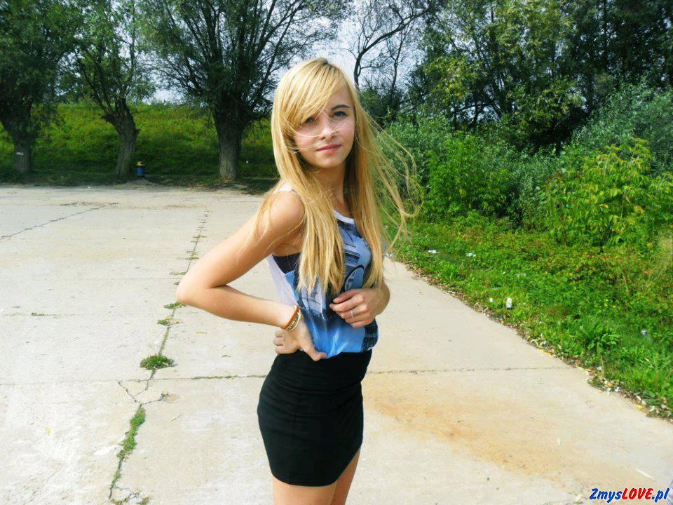 Eliza, 18 lat, Kłodawa