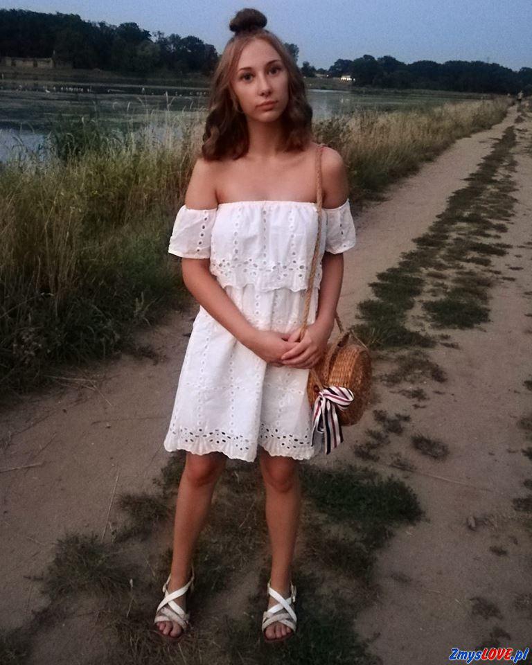 Monika z Wrocławia, 21 lat