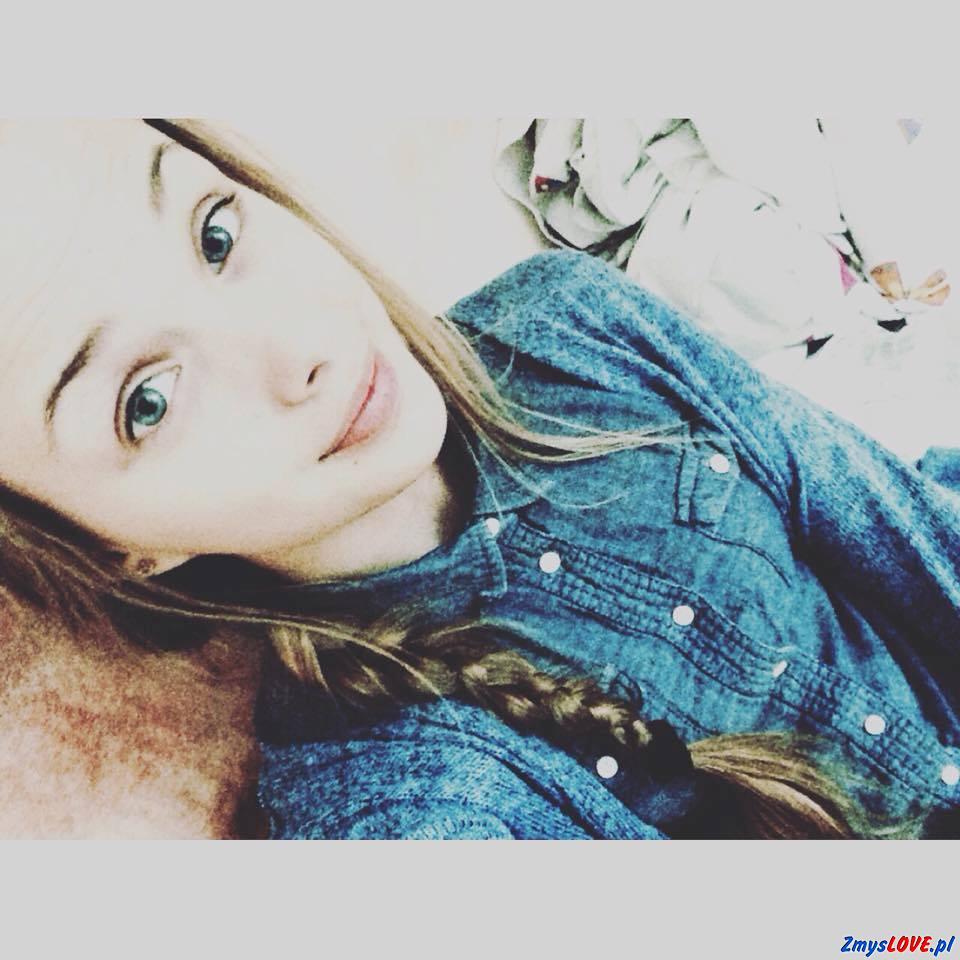 Jagoda, lat 17, Tyszowce