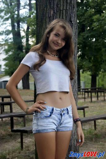 Zuzia, 15 lat, Dobrzany