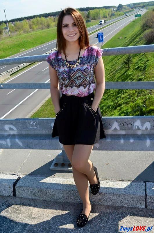 Kamila, 19 lat, Wojcieszów
