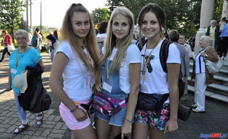 Zuzanna, Luiza, Kamila, 21 lat