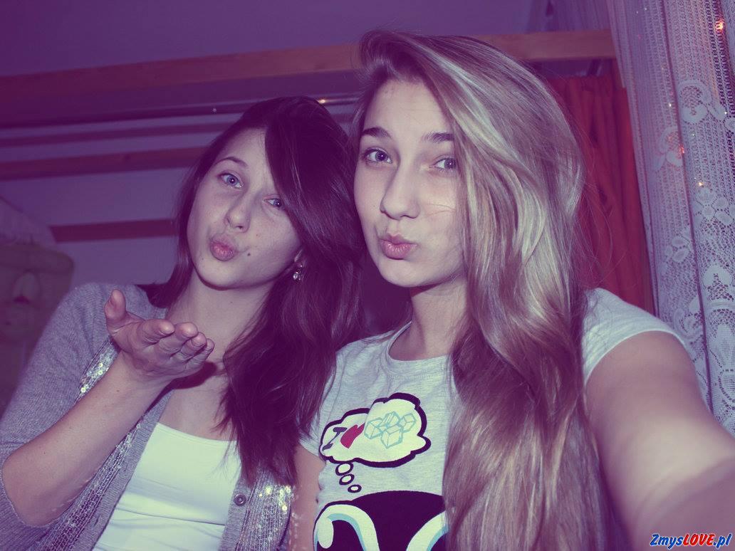 Ilona i Kasia, 16 lat, Proszowice