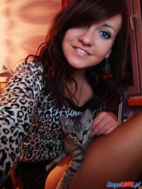 Adrianna, 18 lat, Szczecin