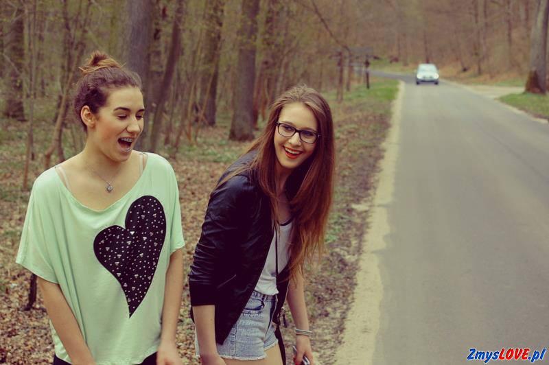 Małgosia i Weronika, 16 lat, Szczecin