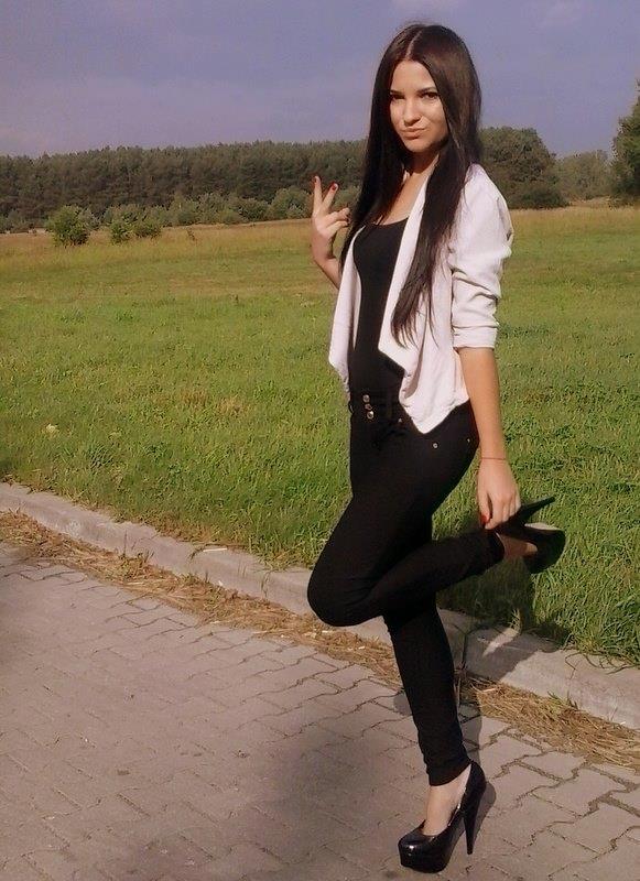 Monika, 19 lat, Brzesko