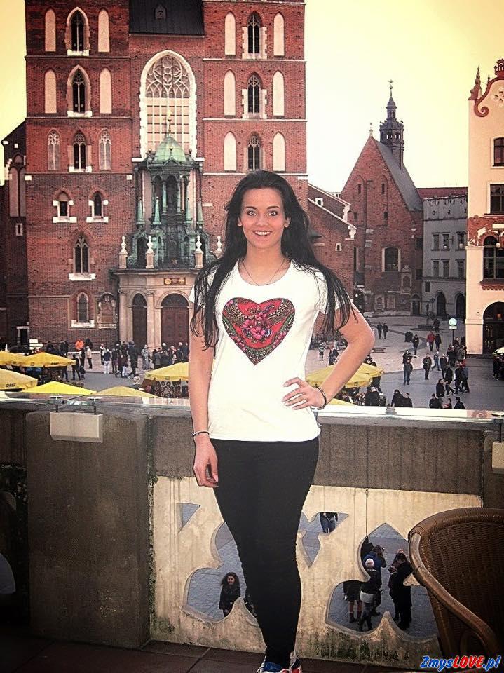 Paulina, lat 19, Kraków