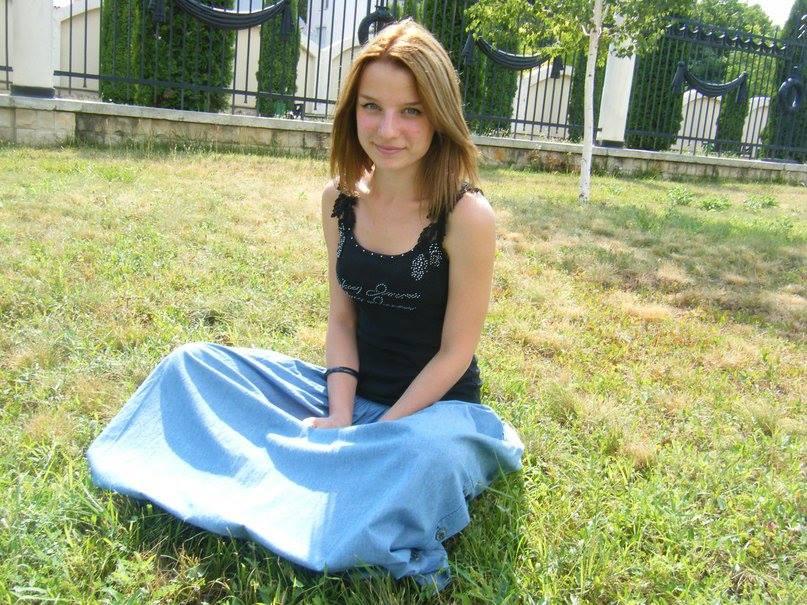 Weronika, 16 lat, Ogrodzieniec