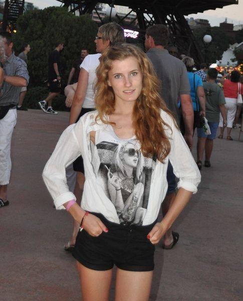 Ania, lat 17, Gdańsk