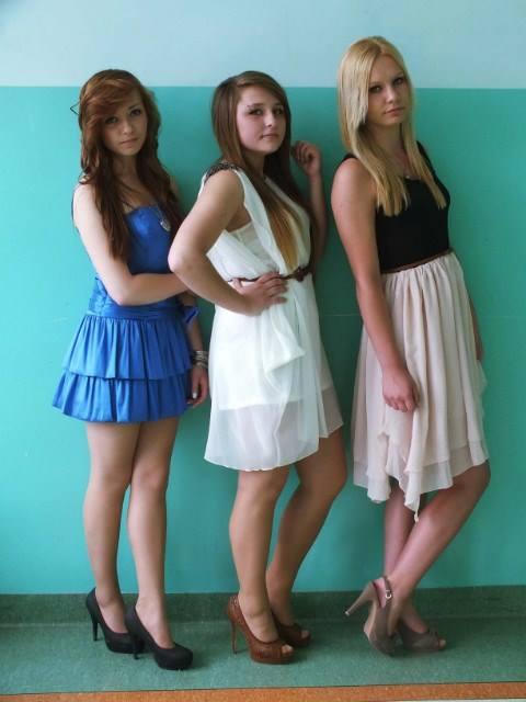 Sandra, Laura, Ania, 16 lat, Gliwice