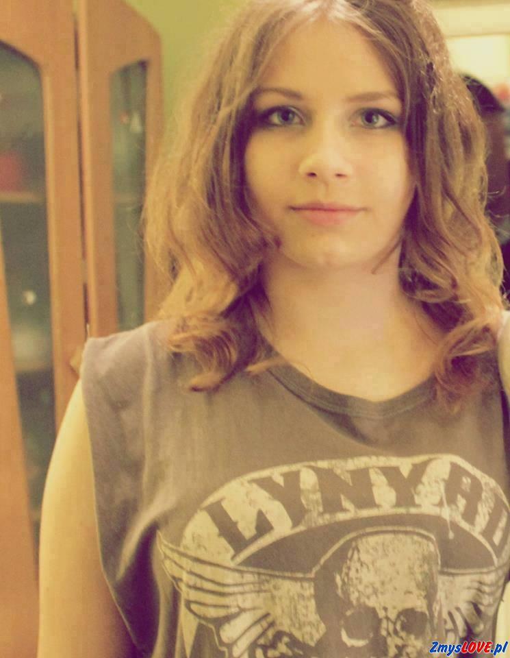Patrycja, 17 lat, Gdańsk