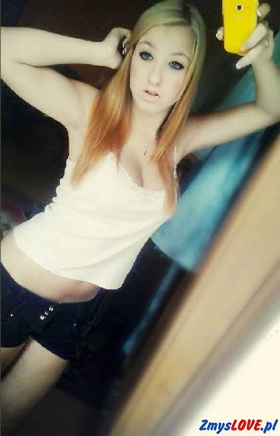 Maja, lat 18, Trzemeszno