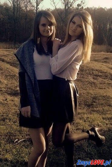 Sandra, Bogna, lat 21 i 22