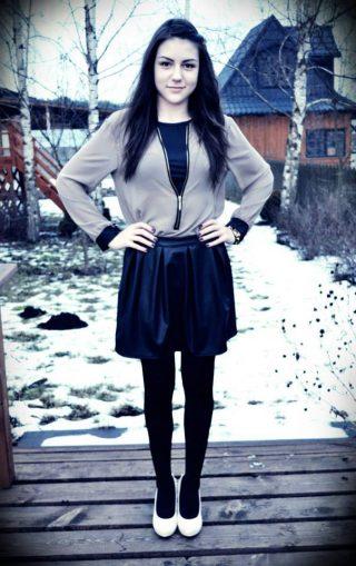 Jolanta, 18 lat, Augustów