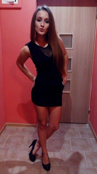 Ula, 18 lat, Suchań