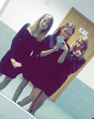 Marcelina, Justyna, Laura, 16 lat