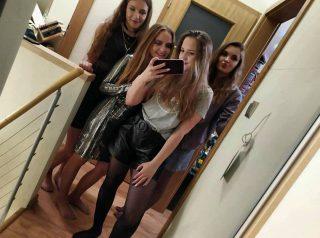 Joanna, Emilia, Matylda, Ania, lat 18