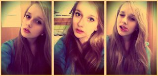 Eliza, 17 lat, Skała