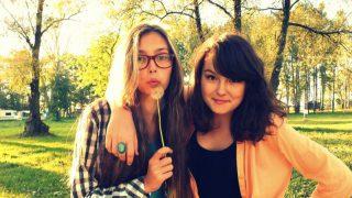 Amelia i Kasia, 20 i 22 lata, Gorzów Wlkp.