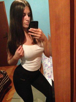 Viktoria, 25 lat, Lidzbark