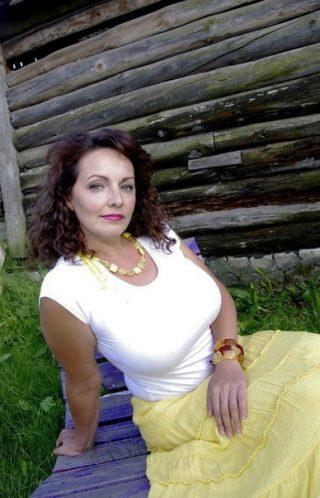 Sabina, lat 48, Żabno