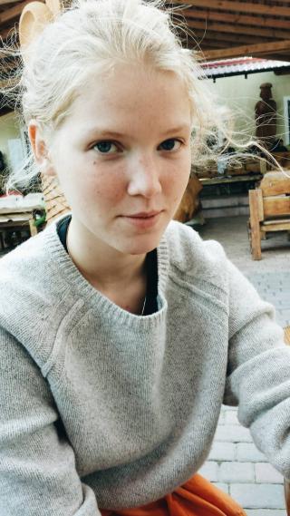 Zuzanna, 19 lat, Gdańsk