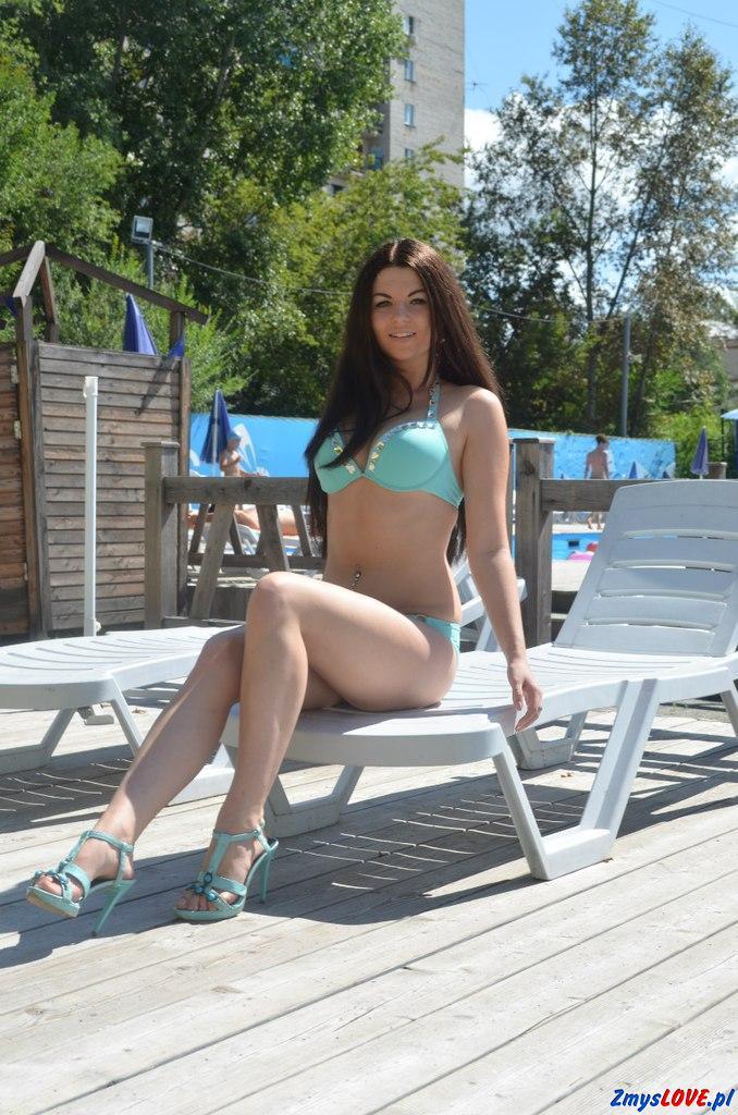 Aneta, lat 21, Giżycko